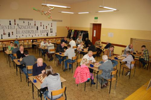 Galeria XXV Turniej Szachowy 15.11.2015