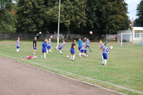 Galeria Turniej Piłki Nożnej o Puchar Burmistrza Gminy Baborów 15.08.2018 r.