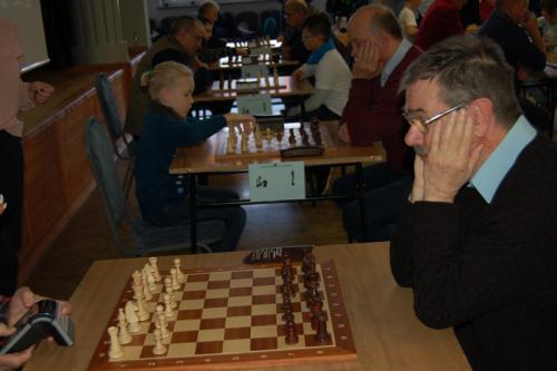 Galeria XXVIII Turniej Szachowy im. A. Rippy