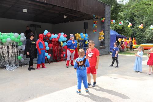 Galeria Najazd Superbohaterów 2021