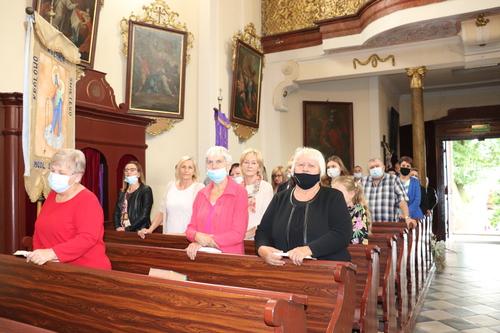 Galeria dożynki parafialne księże pole 2021