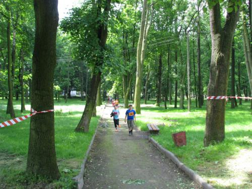 Galeria XVI Bieg Baborowa